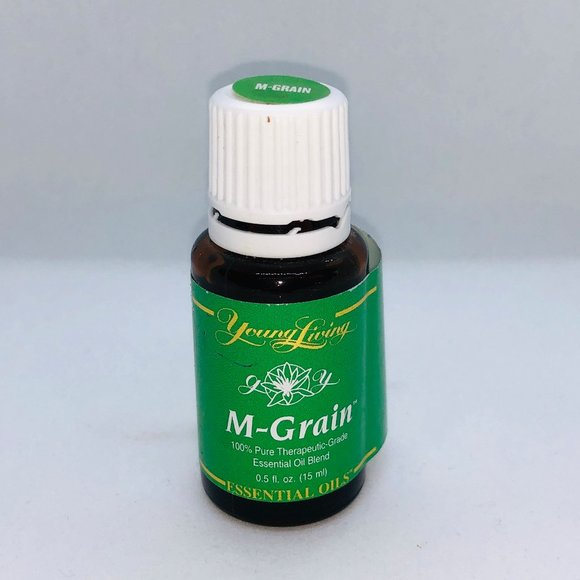 Young Living Essential Oil: M-Grain